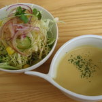 コタロウ - スープ&サラダ
