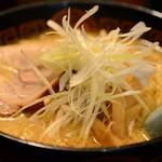 薄野 中村屋 - 味噌ラーメン