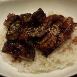 16243365 - 焼肉韓定食(ハンジョンシク)焼肉丼