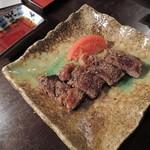 悠遊亭 - 牛ロースステーキ