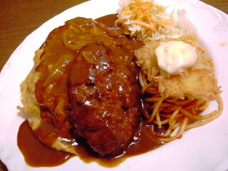 """レストランあづま - """"あづまデラックス"""""""