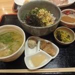 16245808 - ごまダレ鉄火丼ランチ