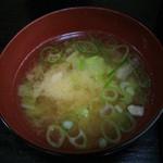16245988 - 味噌汁付き!