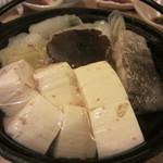 さかな - 湯豆腐