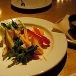 カマラダ - 旬菜バーニャカウダ