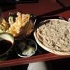 Haruki - 料理写真:天ざる蕎麦