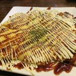 常太郎 - チーズオムレツ