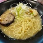 江南 - 丸鶏柳麺