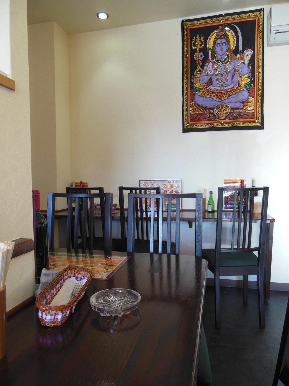 インド料理 王様のカレー 小泉店