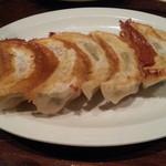 中国旬菜坊 幸來 - 美味しかった餃子