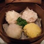 中国旬菜坊 幸來 - 美味しかった飲茶