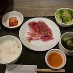 16251319 - SEJONG定食(1,000円)