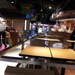 与六 BUSHI道 IKE麺KITCHEN店 -