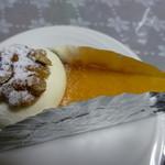 ラ・パルム・ドール - チーズケーキ
