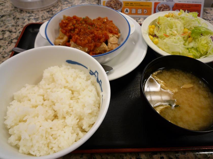 松屋 吉野町店