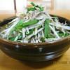 Sankatsu - 料理写真:どっさり! 焙煎みそ ニラもやしラーメンです!