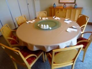 中国料理 金紗沙 - 個室をご用意戴きました