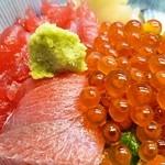 16254155 - 海鮮丼「あっぷ①」