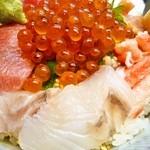 16254161 - 海鮮丼「あっぷ③」