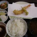 ゆずや - 天ぷら定食 竹 その2