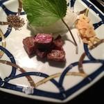 銀座うかい亭 - サーロインステーキ
