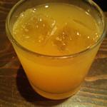 九州名物とめ手羽 - にごり梅酒