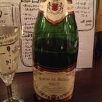 ワインカフェ用賀 - スパークリングワイン フランス  辛口
