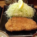 かな井 - 黒豚ロース 2012.9