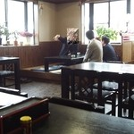 高原食堂 - 店内