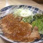大衆酒場 伊勢元 - ポークソテー(600円)