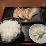 みそ禅 - 餃子セット