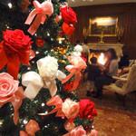 スプレンディード - クリスマスツリー・アップ。  ここより前が、2012.12月訪問。