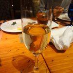 スプレンディード - すごく美味しいシャンパンだったらしい。