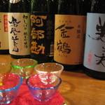 こころ - 本日の日本酒
