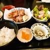はた野 - 料理写真:若鶏から揚げ定食