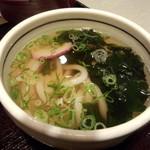 ひさ家 - うどん・普通麺