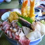 16266337 - メガ盛り丼