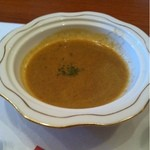 Ichimiichie - ランチのスープ