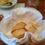 Ichimiichie - ランチのパン
