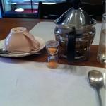 一味一笑 - ランチの紅茶