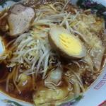 中華料理 喜楽 - ワンタンメン