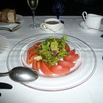16268287 - トマトのサラダ