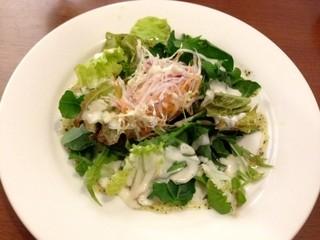 レストラン 洋食工房 - サラダ