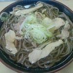 16269213 - 肉そば(温)600円