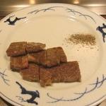 大和 - 鹿児島産のA3黒毛和牛ロースステーキ