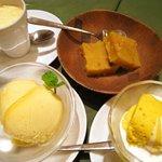 カイバル - デザート4種