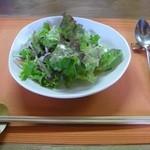 1627386 - ランチコース サラダ