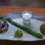 1627387 - ランチコース 前菜
