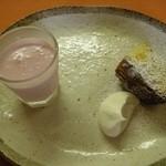 1627389 - ランチコース デザート