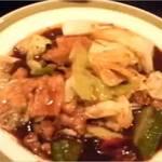 木蘭 - 回鍋肉セット